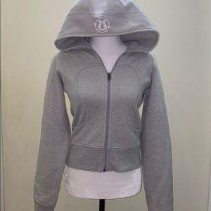 Lululemon athletic active sport yoga hoodie jacket